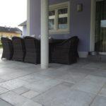 Terrassenplatten Godelmann Verdano schiefergrau